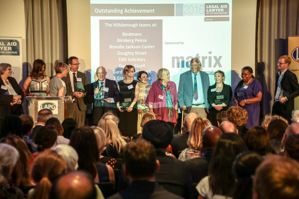 LALY Awards 2016. Photo: Richard Gray
