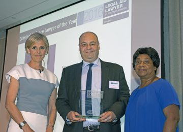 07.07.2016. Photography of LAPG 'Legal Aid Lawyer of the Year Awards 2016' with Anna Jones and Doreen Lawrence. etc.venues, 155 Bishopsgate, London, EC2M 3YD.  © Copyright:Robert Aberman - Photographer Tel/Fax: +44 (0)20 7263 7899 Mobile: +44 (0)7970 185 838 Email: robert@robertaberman.co.uk © Copyright: Robert Aberman - Photographer All images are copyright of Robert Aberman. They are licensed to the client for uses specified only, and by named client only. Other use must be agreed in writing and may be subject to an additional fee. All reproductions of this photograph must be credited. Moral rights are asserted in accordance with the Copyright, Designs & Patents Act 1988.
