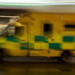 Speeding ambulance, from Flickr, Creative Comms, morebyless