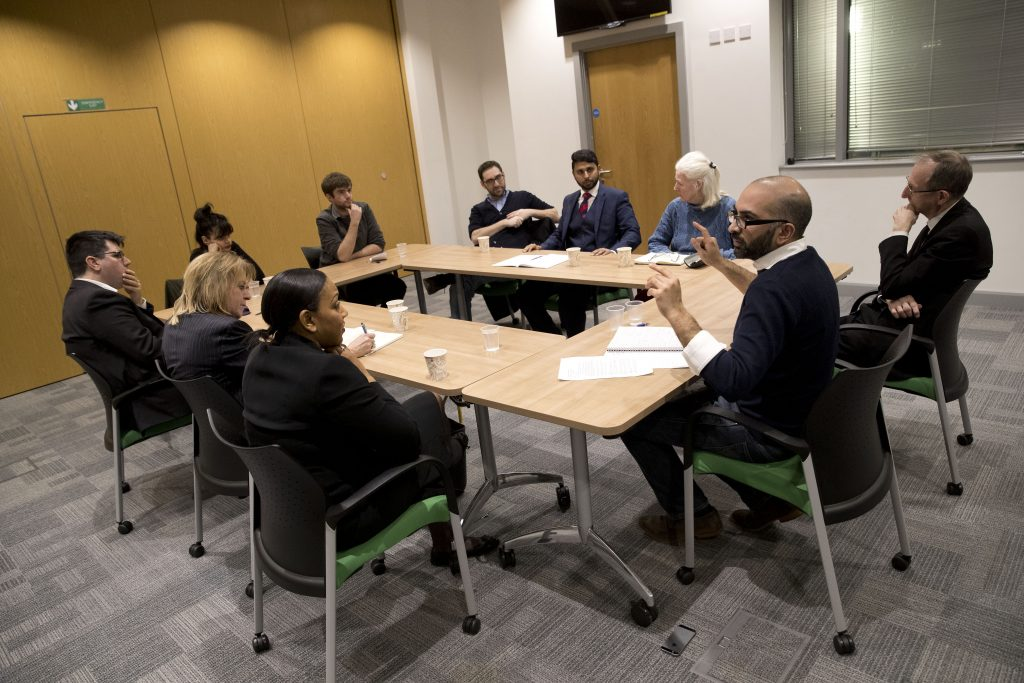 "Justice Alliance/Justice Gap  PROOF MAGAZINE   Roundtable Discussion – ""Be Afraid Without Legal Aid"""