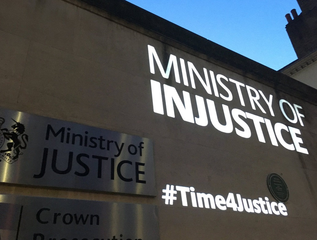 ministry of injustice