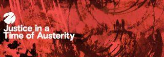 Austerity banner